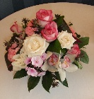 Classical Rose Posy Arrangement